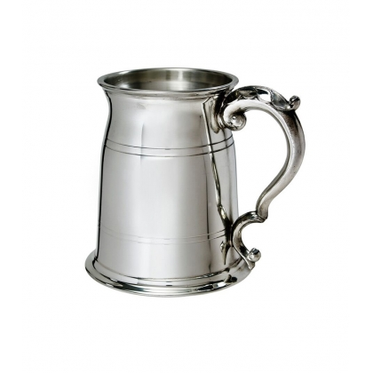 Old London Pewter Tankard - 1/2 Pint