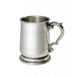 Jacobean Pewter Tankard - 1/2 Pint