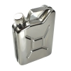Jerry Can Hip Flask - Silver