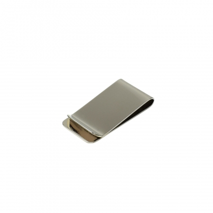 Money Clip - Nickel