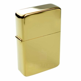 Brass Gold Lighter