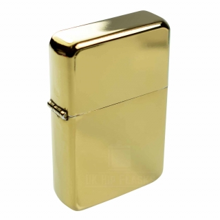 Star Lighter - Gold Steel