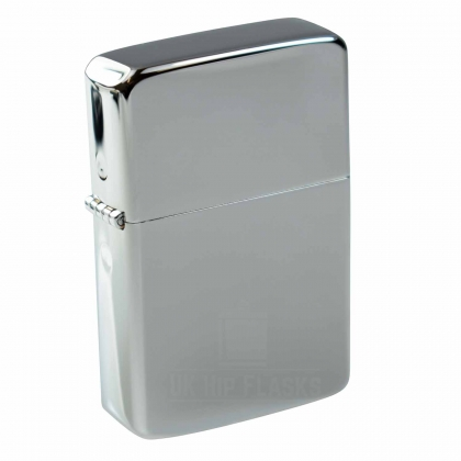 Brass Chrome Lighter