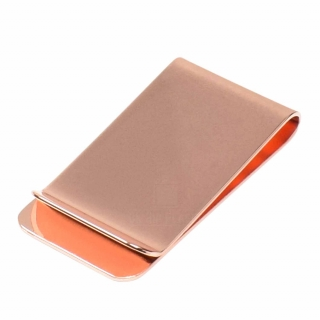 Money Clip - Rose Gold