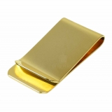 Money Clip - Gold