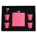 6oz Pink Gift Set with cups