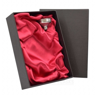 Gift Box and Funnel - Red