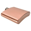 6oz Copper Hip Flask
