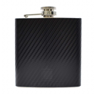 Hip Flask- Carbon Fibre