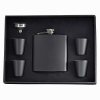6oz Black Gift Set with cups