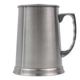 Steel Tankard 400ml