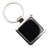 Keyring - Black Square