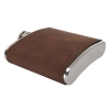 6oz PU Leather Brown