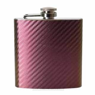 Hip Flask- Carbon Fiber..