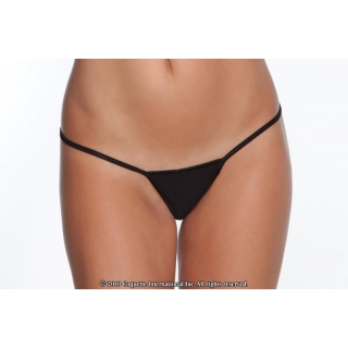 Thong Coquette Black Red or White - Se..