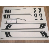Puch MAXI complete decal set various c..