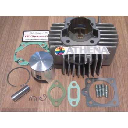 Puch MAXI 70cc Athena Cylinder Kit tuning 6 Port