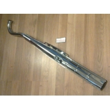 Puch Maxi Standard Type Exhaust with 2..