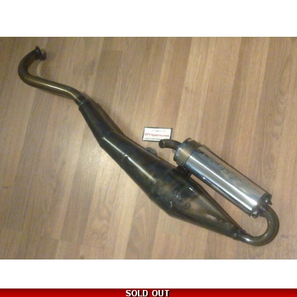 Puch Maxi Tecno Estoril Exhaust