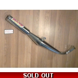 Tomos A3/A35 Chrome Jamarcol Exhaust