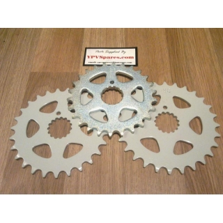 Tomos A3/A35 Front Sprocket various si..