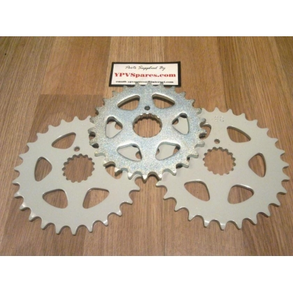 Tomos A3/A35 Front Sprocket various sizes