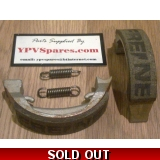 Newfren Puch Maxi Brake Shoes & Springs