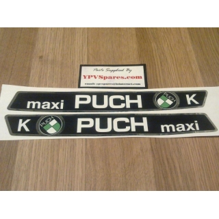 Puch MAXI 'K' Tank Decals