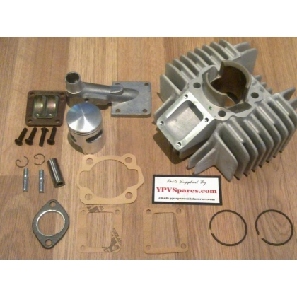 Tomos A35 38mm 50cc Reed Valve Cylinder Kit & Manifold