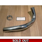 Yamaha FS1E 32mm Front Pipe & Nut