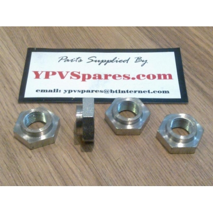 Puch Maxi Kickstart Clutch Retaining Nut - Sold Individually