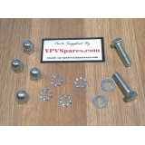 Puch Maxi Rear Shock Absorber Nut Bolt..