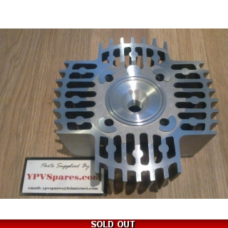 Puch MAXI 50cc Cylinder Head large fins
