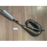 Tomos A3/A35 Tecno Circuit Exhaust