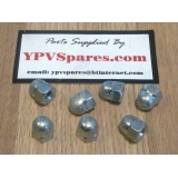 M6 Galvanised Dome Nut - Sold Individu..
