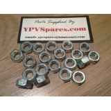 M7 Galvanised Hex Nut