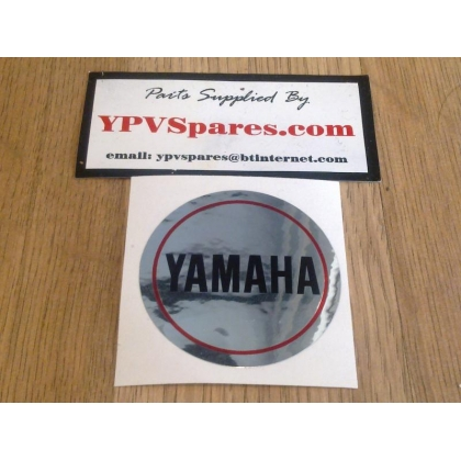 Yamaha Front Brake Caliper Decal
