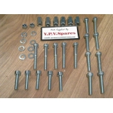 Puch Maxi Crankcase Cap Screw & Nut Set