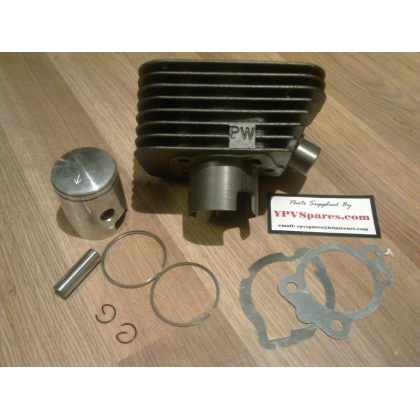 Vespa CIAO/BRAVO 41mm 60cc Cylinder Kit 10mm Gudgeon Pin