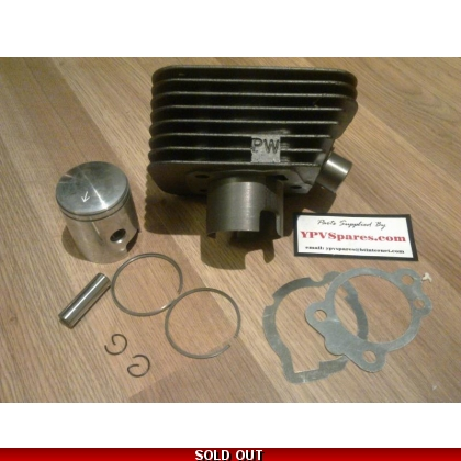 Vespa CIAO/BRAVO 41mm 60cc Cylinder Kit 12mm Gudgeon Pin