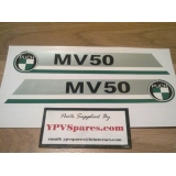 Puch MV50 Decal