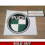 Puch Decal/Sticker large