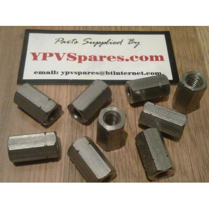 6mm Exhaust/Head/Inlet Nut 18mm long - Sold Individually