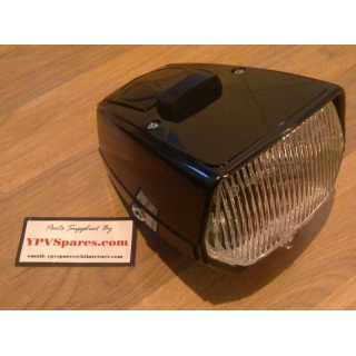Puch Maxi Head Light Assembly with Swi..
