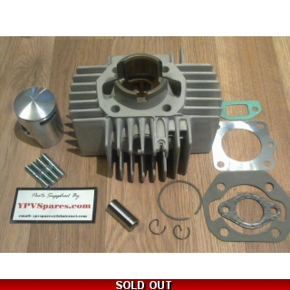 Puch MAXI 50cc 6 Port Cylinder Kit Old..