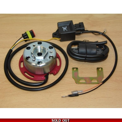 Puch Maxi HPI 2-Ten Ignition with Lighting Coil