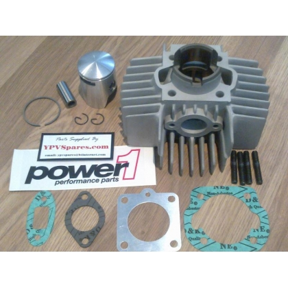 Puch MAXI 50cc Power one Cylinder Kit tuning 6 Port