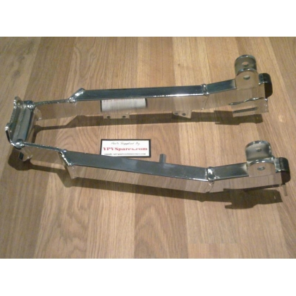 Puch Maxi 'S' Chrome Box Swinging Arm