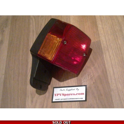 Puch Maxi Rear/Brake Light