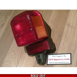 Tomos A3/A35 Rear Light..